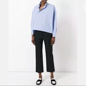Theory 4 Hartsdale NP Approach Black Ankle Pant